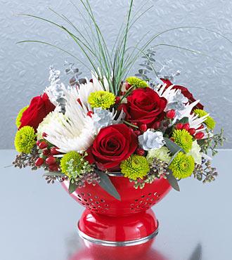 hediye sevgilime hediye çiçek  Cam yada mika vazo içerisinde karisik mevsim tanzimi