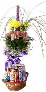 Balgat Ankara anneler günü çiçek yolla  Mevsim çiçekleri ve çikolata