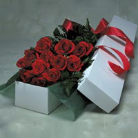Balgat online çiçek siparişi vermek  11 adet gülden kutu
