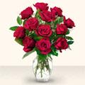 Balgat online çiçekçi telefonları  10 adet gül cam yada mika vazo da