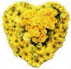 kalp biçiminde sevgisel   Balgat Ankara çiçek gönderme