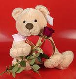 kalp oyuncak ve gül üçgeni   Balgat online çiçekçi telefonları