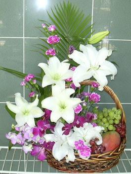 Balgat Ankara çiçek siparişi sitesi  KAZABLANKA KARANFIL VE KIR ÇIÇEKLERI MEVSIM MEYVA