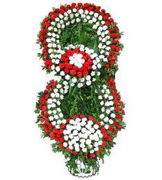 Görsel Cenaze çiçek , cenaze çiçek , çelengi  Balgat ucuz çiçek gönder