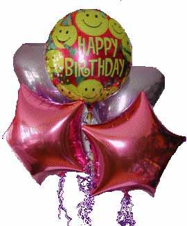 ww26w 11 adet renkli uçan balon hediye ürünü