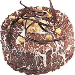 pasta satisi 4 ile 6 kisilik çikolatali yas pasta  balgat çiçek siparişi Ankara çiçek yolla
