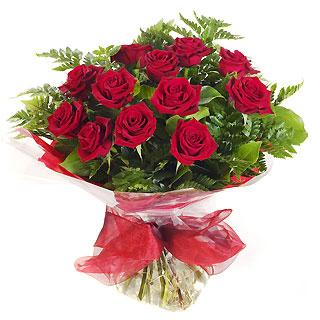 Ucuz Çiçek siparisi 11 kirmizi gül buketi  çiçek mağazası , çiçekçi adresleri