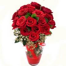 Ankara internetten çiçek satışı   9 adet kirmizi gül