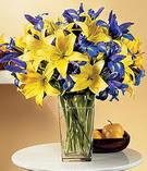 hediye sevgilime hediye çiçek  Lilyum ve mevsim  çiçegi özel