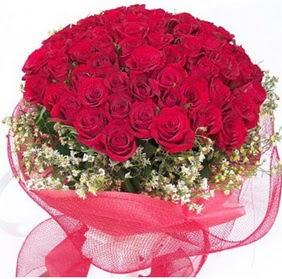 Ankara 14 şubat sevgililer günü çiçek  29 adet kırmızı gülden buket