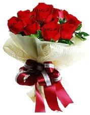 Görsel 12 adet kırmızı gül buketi  Balgat online çiçek siparişi vermek