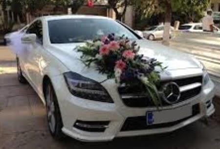 sünnet arabası süslemesi  Balgat Ankara çiçek gönderme