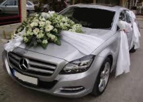 Sünnet düğün arabası süslemesi  çiçek satışı ankara balgat çiçekçi