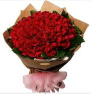 101 kırmızı gül buketi 1 günlüğüne indirimde  Ankara çiçekçi mağazası