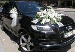 Ankara sünnet düğün arabası süslemesi  Ankara Balgat online internetten çiçek siparişi