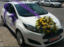 Ankara araba süslemesi  yurtiçi ve yurtdışı çiçek siparişi