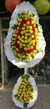 Çift katlı düğün açılış çiçek modeli  Ankara internetten çiçek satışı