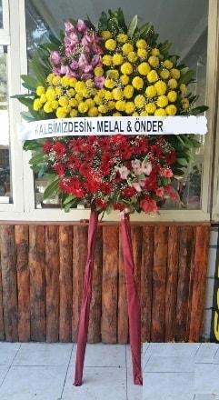 hediye sevgilime hediye çiçek  Cenaze çiçek modeli