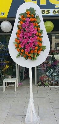 Tek katlı düğün nikah açılış çiçeği  Ankara internetten çiçek satışı