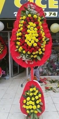 Çift katlı düğün nikah açılış çiçeği  hediye sevgilime hediye çiçek