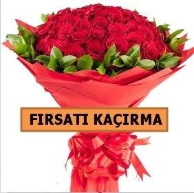 SON 1 GÜN İTHAL BÜYÜKBAŞ GÜL 51 ADET  Balgat Ankara çiçek siparişi sitesi