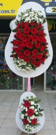 Çift katlı düğün nikah işyeri açılış çiçeği  balgat çiçek siparişi Ankara çiçek yolla