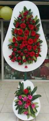 Çift katlı düğün nikah açılış çiçek modeli  Balgat Ankaradaki çiçekçiler