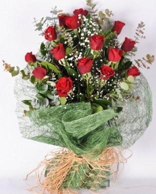Kız isteme buketi çiçeği söz 15 güllü  balgat çiçek siparişi Ankara çiçek yolla