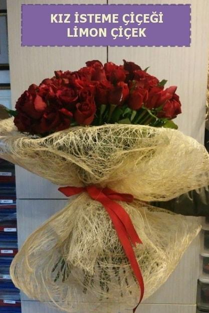 41 adet güllü Söz nişan kız isteme çiçeği  Balgat çiçek gönderme sitemiz güvenlidir
