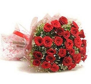 27 Adet kırmızı gül buketi  Balgat  ucuz çiçek , çiçekçi , çiçekçilik