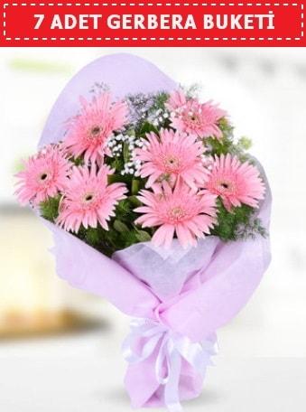 Pembe Gerbera Buketi  Ankara çiçekçiler hediye çiçek yolla