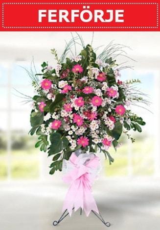 Ferförje düğün nikah açılış çiçeği  Balgat online çiçekçi telefonları